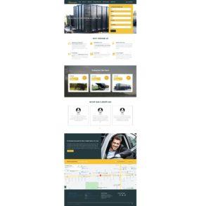 DumpsterCityUSA Desktop view