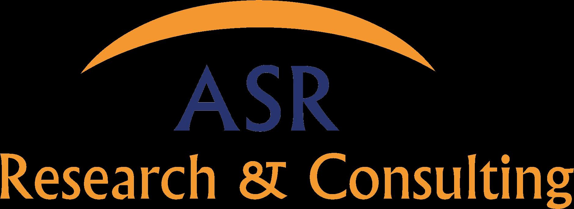 Logo - ASR Research